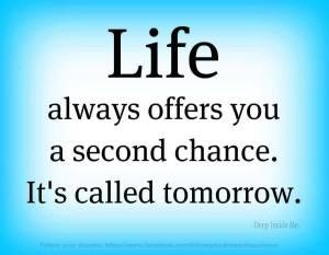 life tomorrow